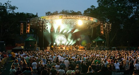 New York's Top Free Summer Concerts
