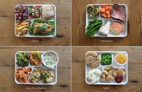 Recipes: Healthy School Lunches