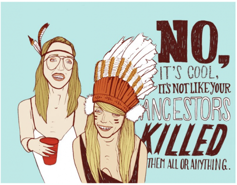 Trick-Or-Cheat: Halloween and Cultural Appropriation