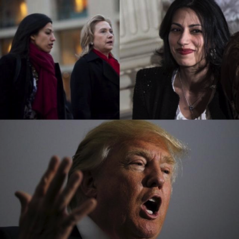 Trump Attacks Clinton Aide Huma Abedin