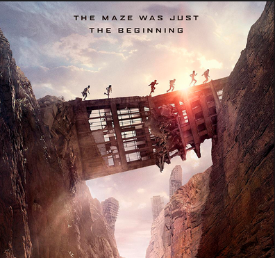 From the Bookstore to the Big Screen: The Scorch Trials