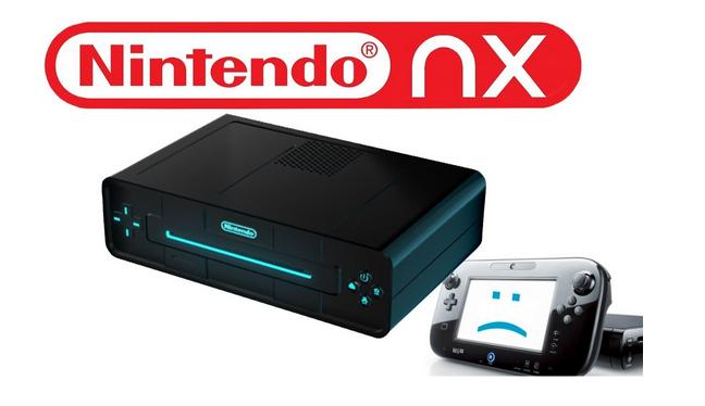 Nintendo's New Console...The NX?