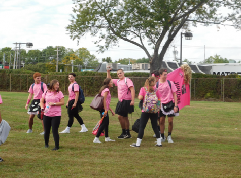 Behind the Skirts and Makeup: Junior Boys Powder Puff