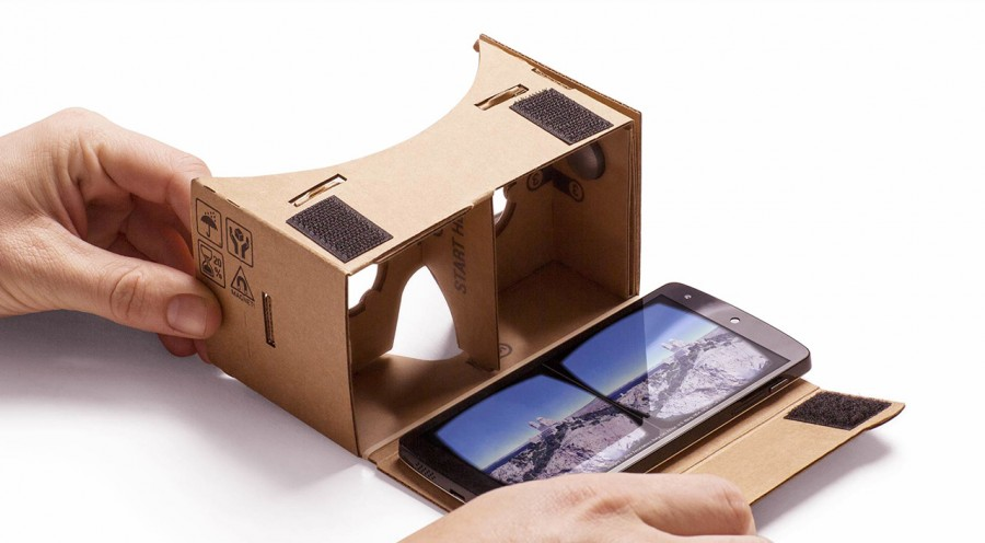 How Google is Revolutionizing Virtual Reality with a Cardboard Box