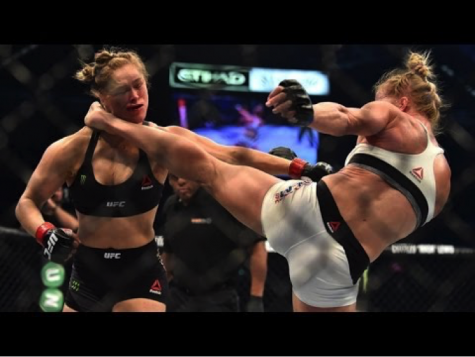Ronda Rousey Suffers First Career UFC Loss to Holly Holms