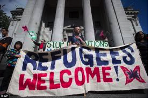 Political Division Over Syrian Refugees in America