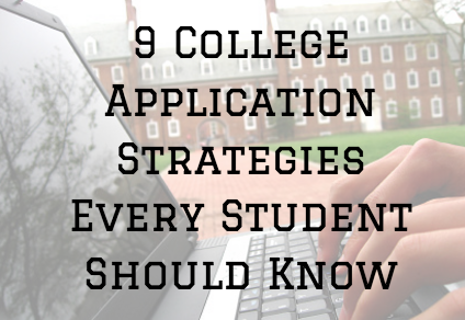 Demystifying The College Process