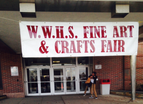 Inside Look: Whitman's Fine Arts & Crafts Fair