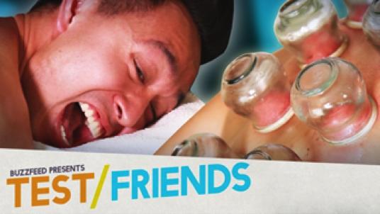 Buzzfeed Test Friends