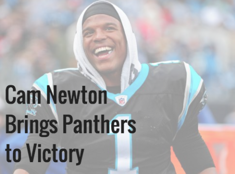 Cam Newton Leads the Panthers to An Undefeated Season