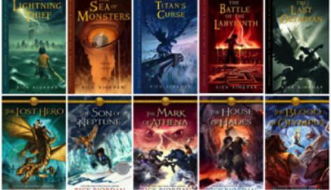 An Exciting Time for Rick Riordan Fans