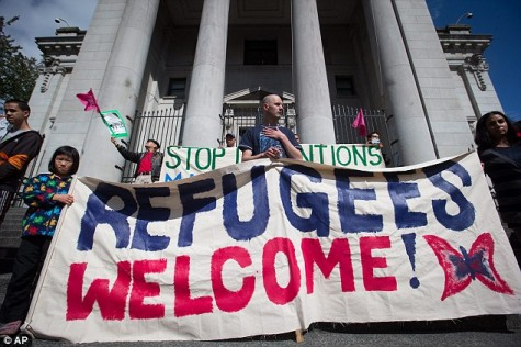 Paris Attacks' Influence on the Syrian Refugee Admittance Process