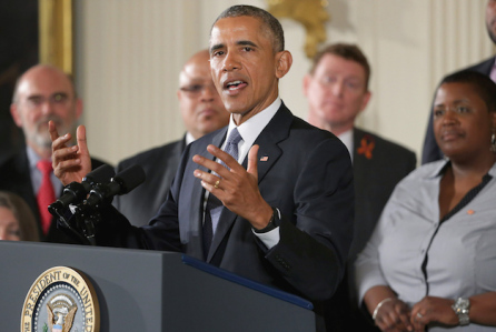 Obama Sparks Controversy Over Gun Regulations