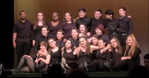 Theater Honor Society Hosts First Ever Curtain Call