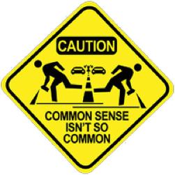 Common Sense: Not That Common