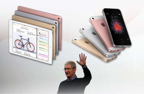 Apple Introduces a Smaller iPhone and iPad