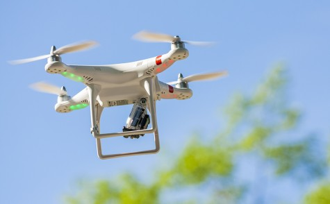 Conflicts with Drones Surge