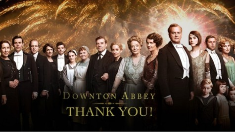 Ta-ta, Downton Abbey