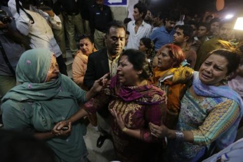 Tragedy Strikes Again in Pakistan
