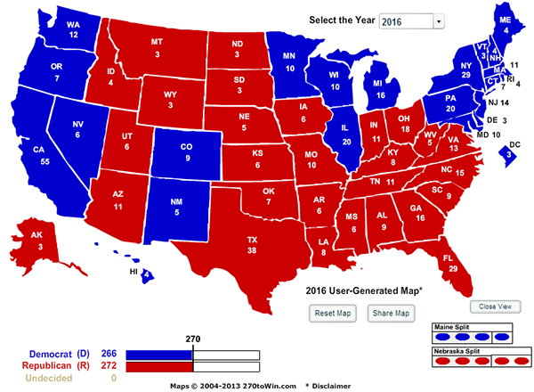 Source:http://www.centerforpolitics.org/crystalball/articles/the-map-11-angles-on-the-electoral-college/