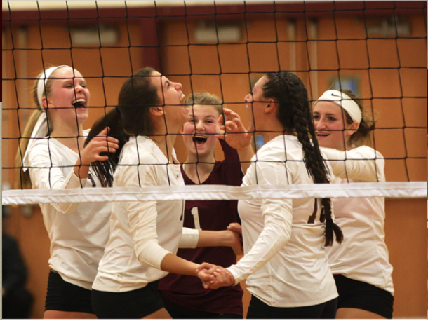 Whitman Volleyball Ready for Playoffs