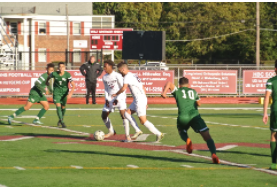 Will Boys' Varsity Soccer return to the State Finals?