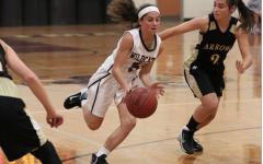 Girls' Basketball Undefeated Mid-Season