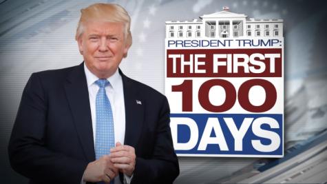 Trump's First 100 Days Plan