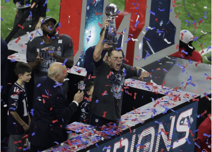 Super Bowl LI Goes Down In History as An Exciting Battle for Victory