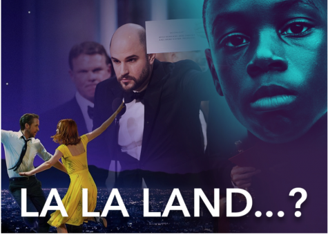 La La Land vs. Moonlight: Another Award Show Mixup