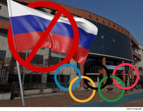 Russian Olympic Ban Development