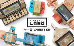 Nintendo Labo:  Revolutionizing the Gaming Industry with a Piece of Cardboard