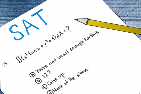 Tackling the SAT: Whitman Style